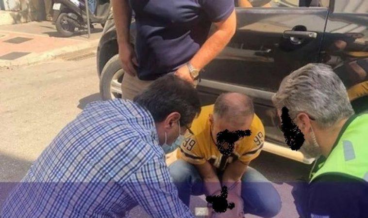 Εικόνες Ντοκουμέντο - Ο Δήμαρχος Πατρέων έσωσε άντρα που υπέστη ανακοπή καρδιάς - nassosblog.gr